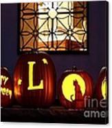 My Pumpkins Canvas Print