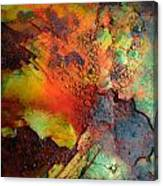 My Rusty Cage Canvas Print