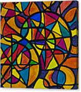 My Three Suns Canvas Print