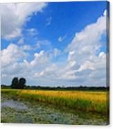 My Wonderful Eastfrisia Canvas Print