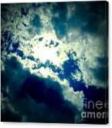 Mysterious Sky Canvas Print