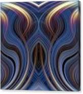 Mystic Ghost Canvas Print