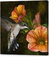 Mystical Flight Canvas Print