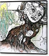 Mystik Canvas Print