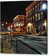 Napanee After Midnight Canvas Print