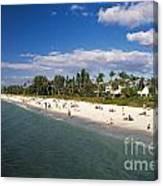 Naples Florida Canvas Print