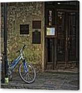 Napoleon House New Orleans Canvas Print
