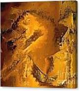 Napoleon Canvas Print