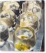 Nasa Experiment Canvas Print