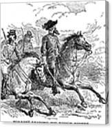Nathan Bedford Forrest (1821-1877) Canvas Print