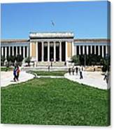 National Archeological Museum Canvas Print