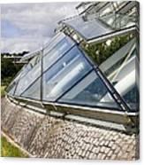 National Botanic Garden Wales Glasshouse Canvas Print