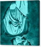 Nativity Canvas Print