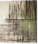 Natural Abstract 2 Canvas Print