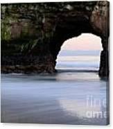 Natural Bridges Arch Canvas Print