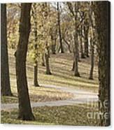 Nature Park Canvas Print