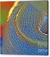 Nature's Slug Skin Canvas Print
