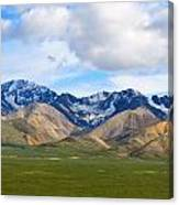Nature's Spectacle Canvas Print