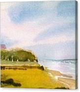 Nauset Beach Afternoon Canvas Print