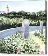 Nauset Summer Canvas Print