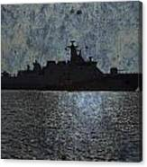 Naval Joint Ops V3 Canvas Print