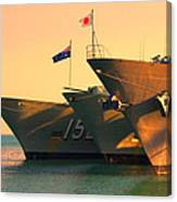 Naval Joint Ops V4 Canvas Print