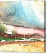 Navalperal De Pinares 01 Canvas Print
