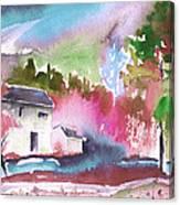 Navalperal De Pinares 02 Canvas Print