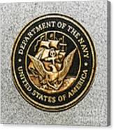 Navy Seal Canvas Print