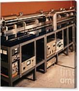 Nbs-6 Atomic Clock Canvas Print