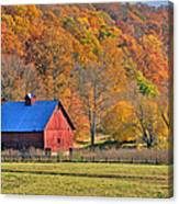 Near Bedford Indiana Canvas Print