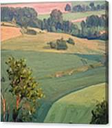 Near Eckelrade Canvas Print