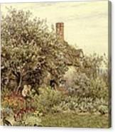 Near Hambledon Canvas Print