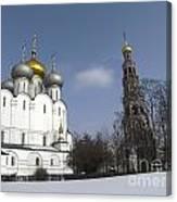 Near Moscow Canvas Print