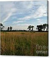 Nebraska Prairie One Canvas Print