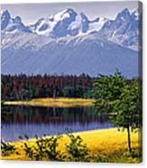 Nemiah Valley Canvas Print