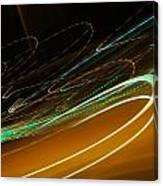 Neon Signature Canvas Print