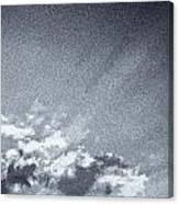 Neptune Sky Canvas Print
