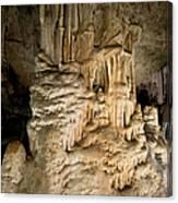 Nerja Caves In Spain Canvas Print