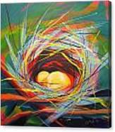 Nest Of Prosperity 7 Canvas Print