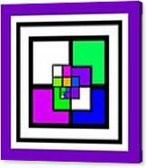 New Color Way Canvas Print