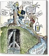 New Deal: Prime Pump Canvas Print
