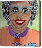 New Glasses Canvas Print