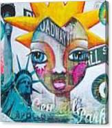 New Liberty Canvas Print