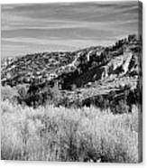 New Mexico Series - A View Of The Land Canvas Print