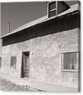 New Mexico Series - Adobe House In Truchas Canvas Print