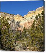 New Mexico Series - Bandelier I Canvas Print