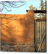 New Mexico Series - Doorway II Canvas Print