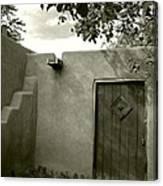 New Mexico Series - Doorway Iv Canvas Print
