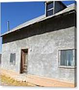 New Mexico Series - House In Truchas Canvas Print